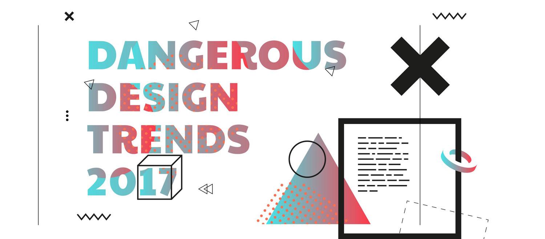 ترندهای خطرناک طراحی سایت